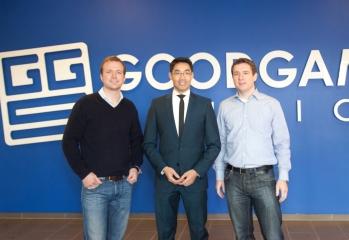 Goodgame receives prestigious award.