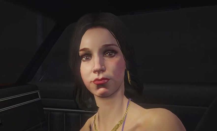Grand Theft Auto V allows players to kill prostitutes through a ...