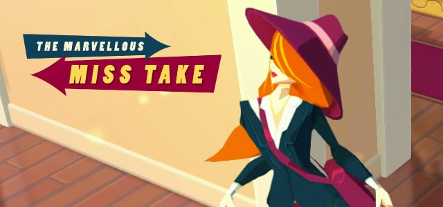 The Marvellous Miss Take brings a fair amount of originality to the stealth genre.