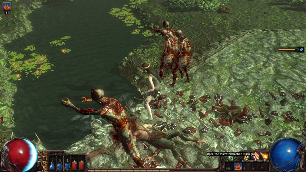 Path of Exile receives massive PvP content update in December.