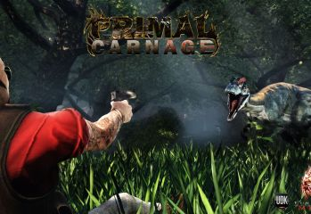 Primal Carnage joins the Steam Exploration Sale.