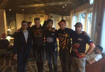 Team Fnatic forfeits CS:GO rematch.
