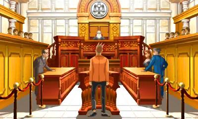 Phoenix's first case.