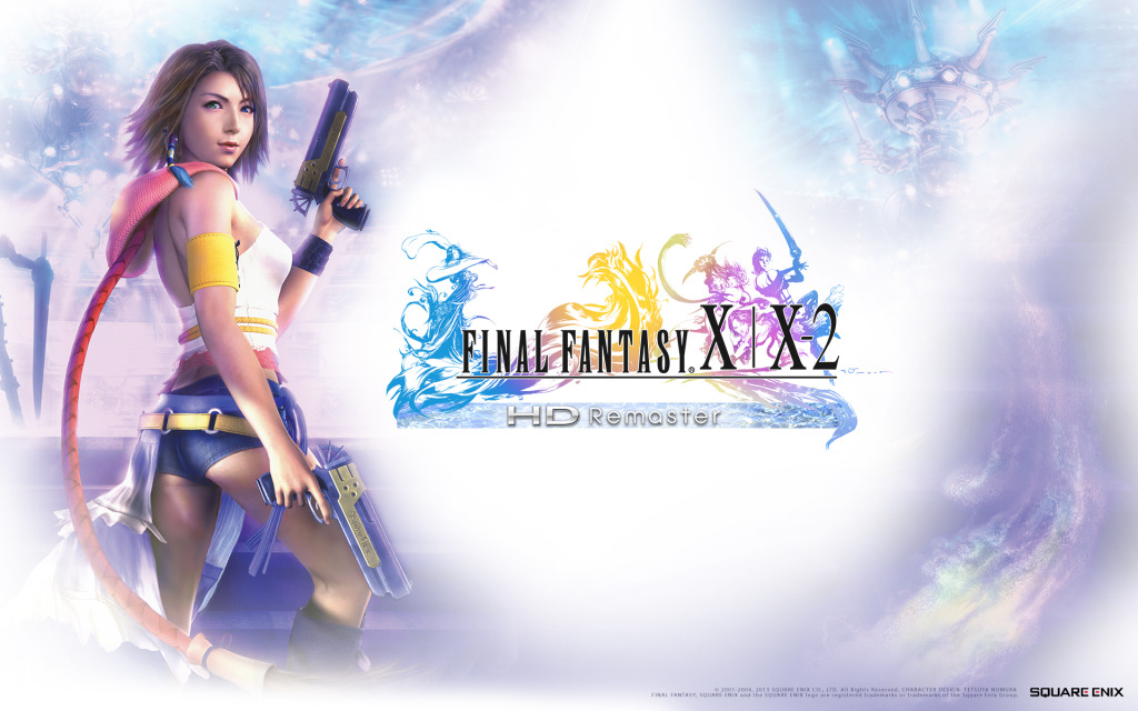 Final Fantasy X/X-2 HD Remaster Coming to PS4