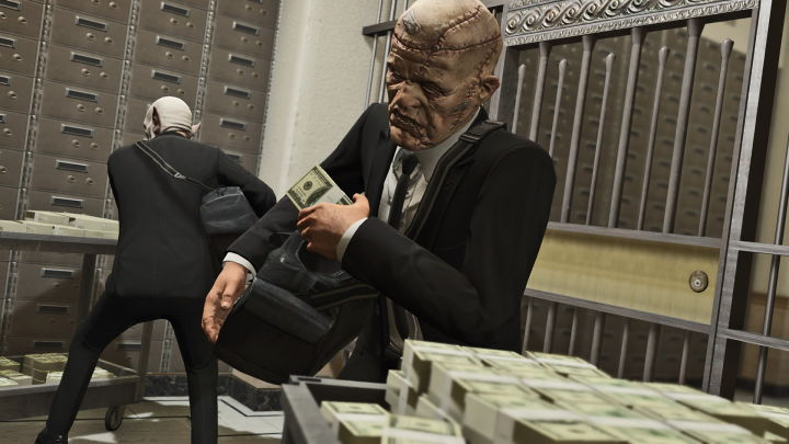 Grand Theft Auto 5 Online Heists has Been Revealed