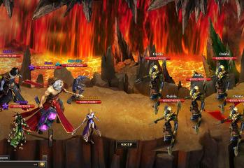 Clash of Olympus invades Russia via GameXP.