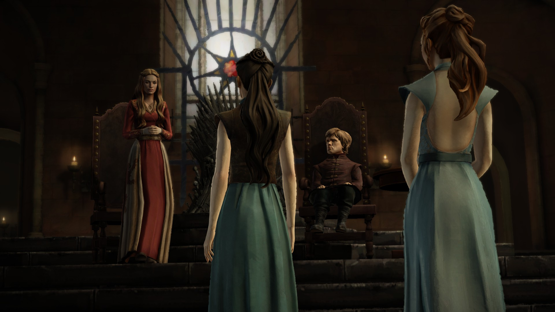 Review | Game of Thrones: Episode 1: Iron From Ice