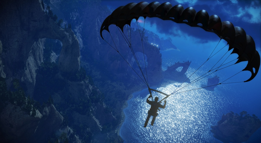 First Just Cause 3 In-Game Screenshots Revealed