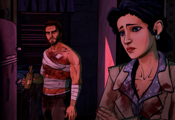 The Wolf Among Us / Telltale Games