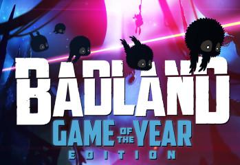 BADLAND GOTY Logo