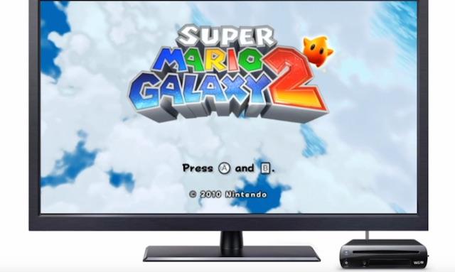 Wii U-Wii