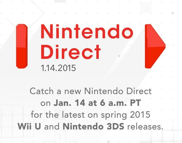 Nintendo Direct Coming This Wednesday