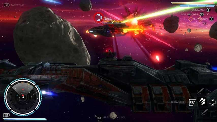 Rebel Galaxy Will be Released on Xbox One This Year
