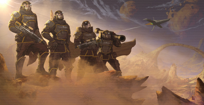 Helldivers - Launch on PS4, PS3 and PS Vita Next Month