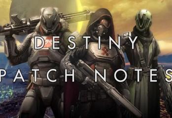 destiny patch notes