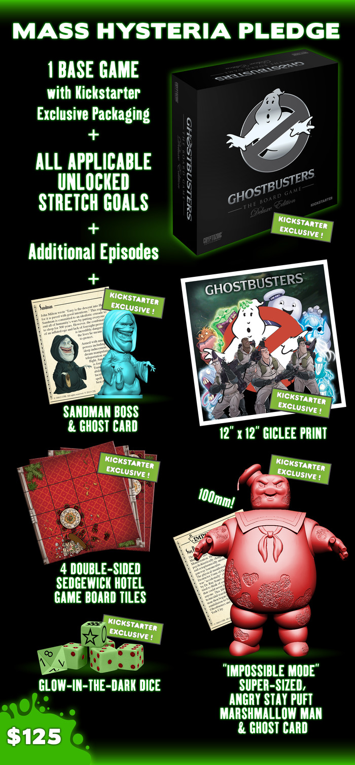 ghostbusters hysteria