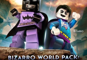LEGO Batman 3: Beyond Gotham - Bizarro World DLC Trailer