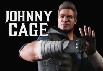 Johnny Cage - Mortal Kombat X