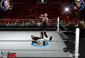 Taker vs. Wyatt
