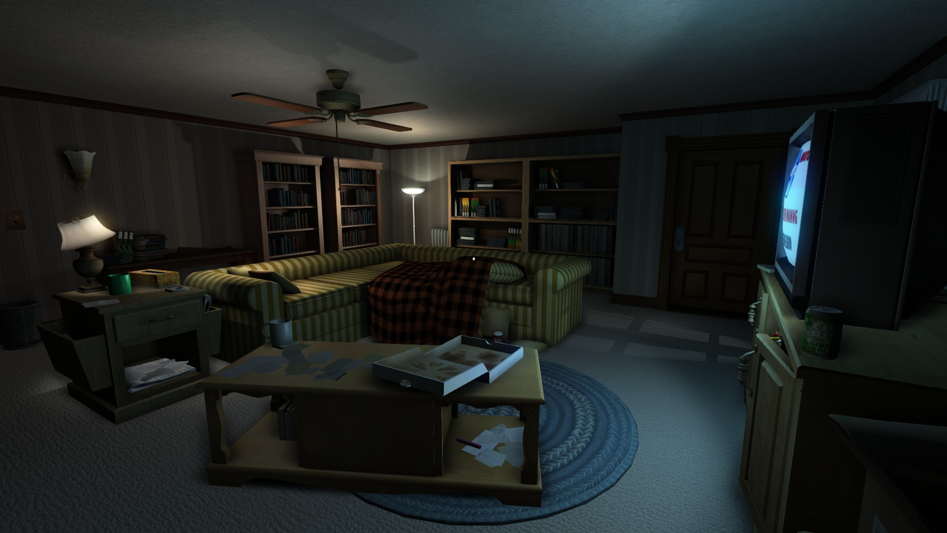 Gone Home (Unity)