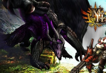 The mighty Gore Magala sets its sights on the famous Six Flags Goliath roller coaster.