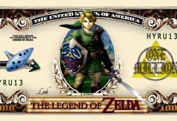 zelda dollar