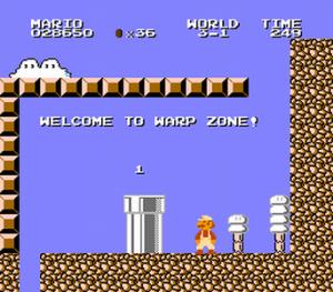 Mario lost