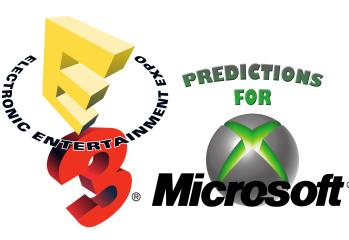 E3PredictionsMicrosoft