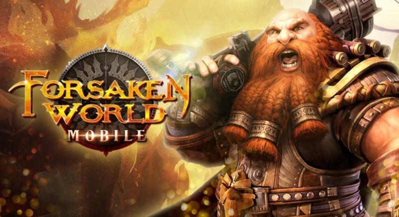 forsaken world mobile