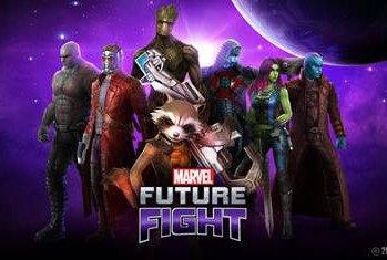 marvel future fight guardians