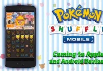 pokemon shuffle moble