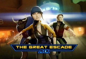 AR-K The Great Escape 3