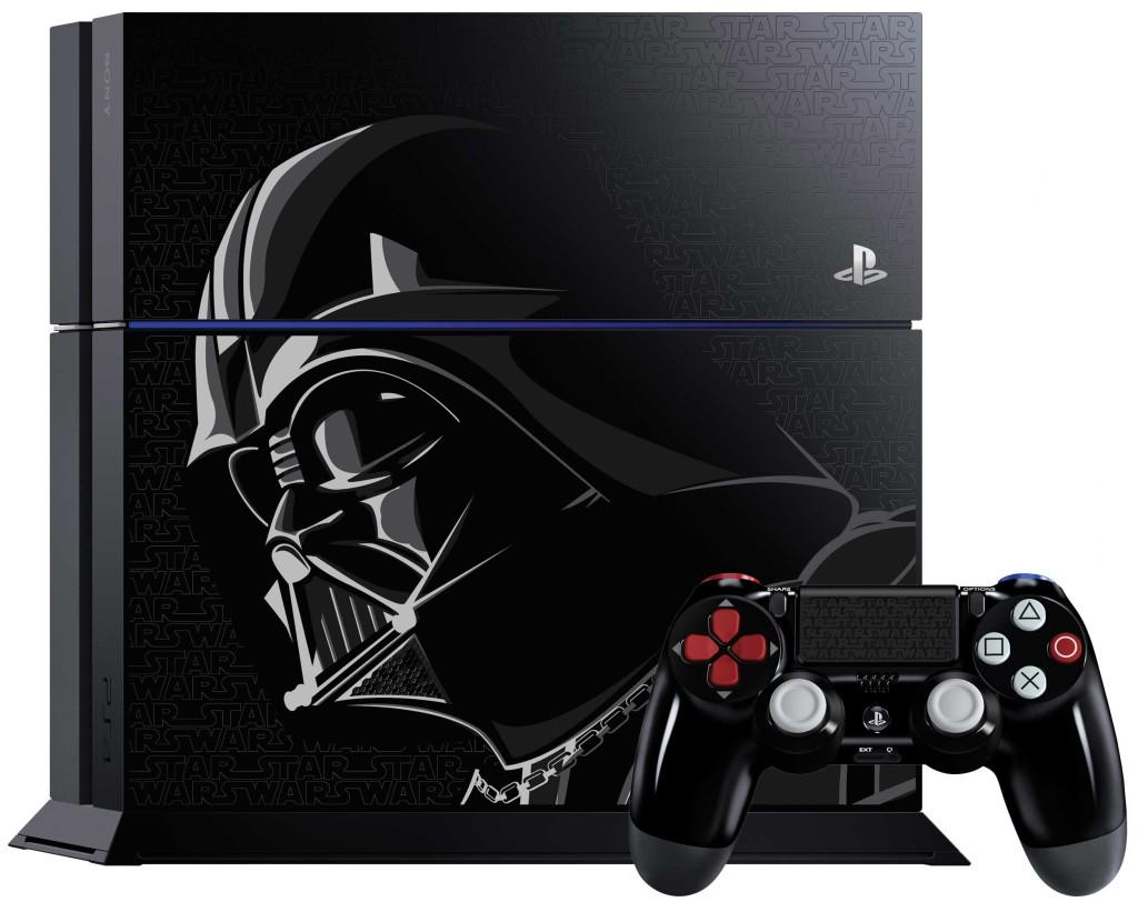 Get Your Star Wars Playstation 4 Bundle In November
