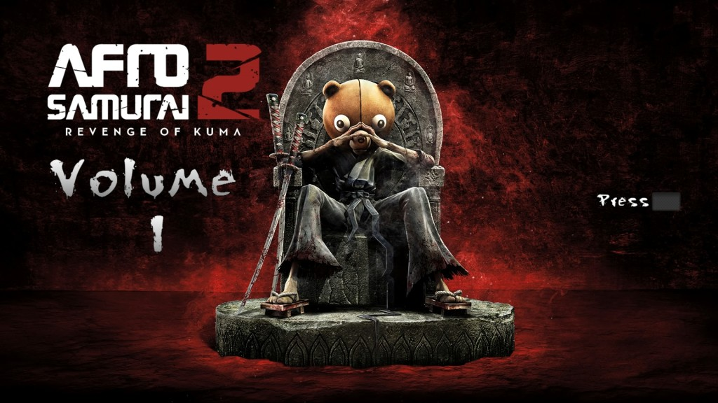 Afro Samurai 2: Revenge of Kuma - Splash