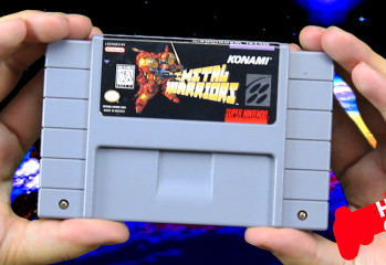 SNES METAL WARRIORS VIDEO GAME REVIEW THUMB HD 2