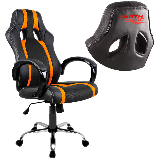 earthcroc-orange-striped-office-racing-gaming-chair-y-2842-13-p