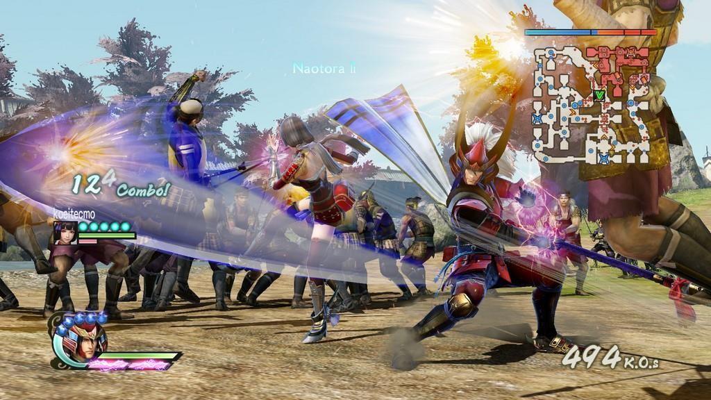 samurai warriors 1