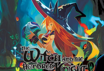 witch and the hundred knight 1