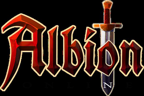 Albion Online Logo PR