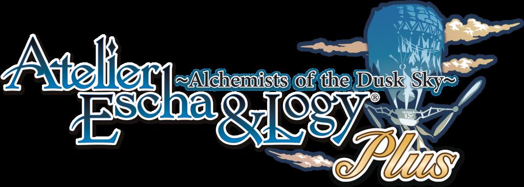 Atelier Escha & Logy Plus (Vita)_Logo