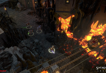 Sword Coast Legends - Lava