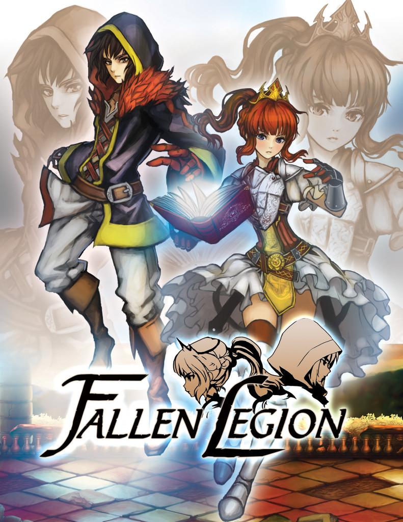 fallen legion 1