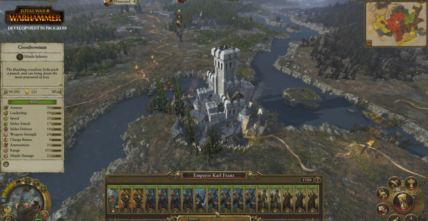 Empire Campaign Walkthrough Screenshot