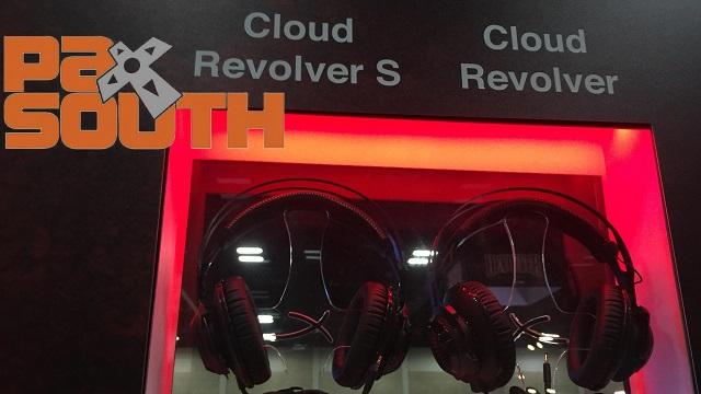 Hyper X Cloud revolver s