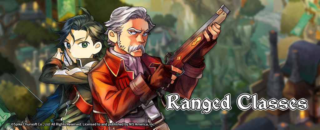 ranged