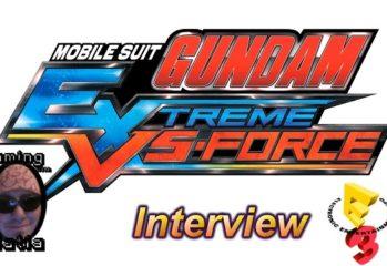 gundam extreme interview