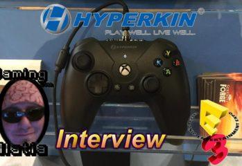 hyperkin interview