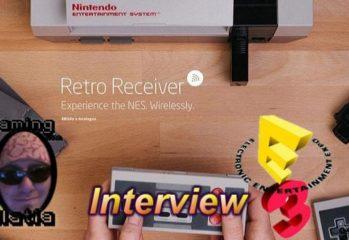 retro reciver interview