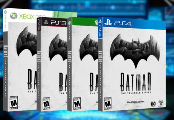 BATMAN - The Telltale Series Box Art