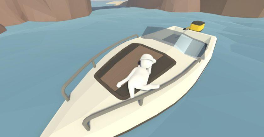 HumanFallFlat_I'm On A Boat